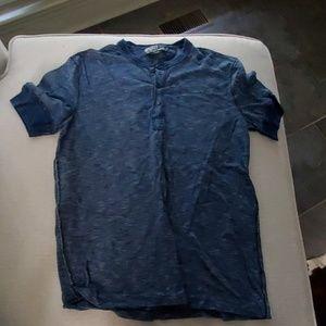 Polo 3 button shirt